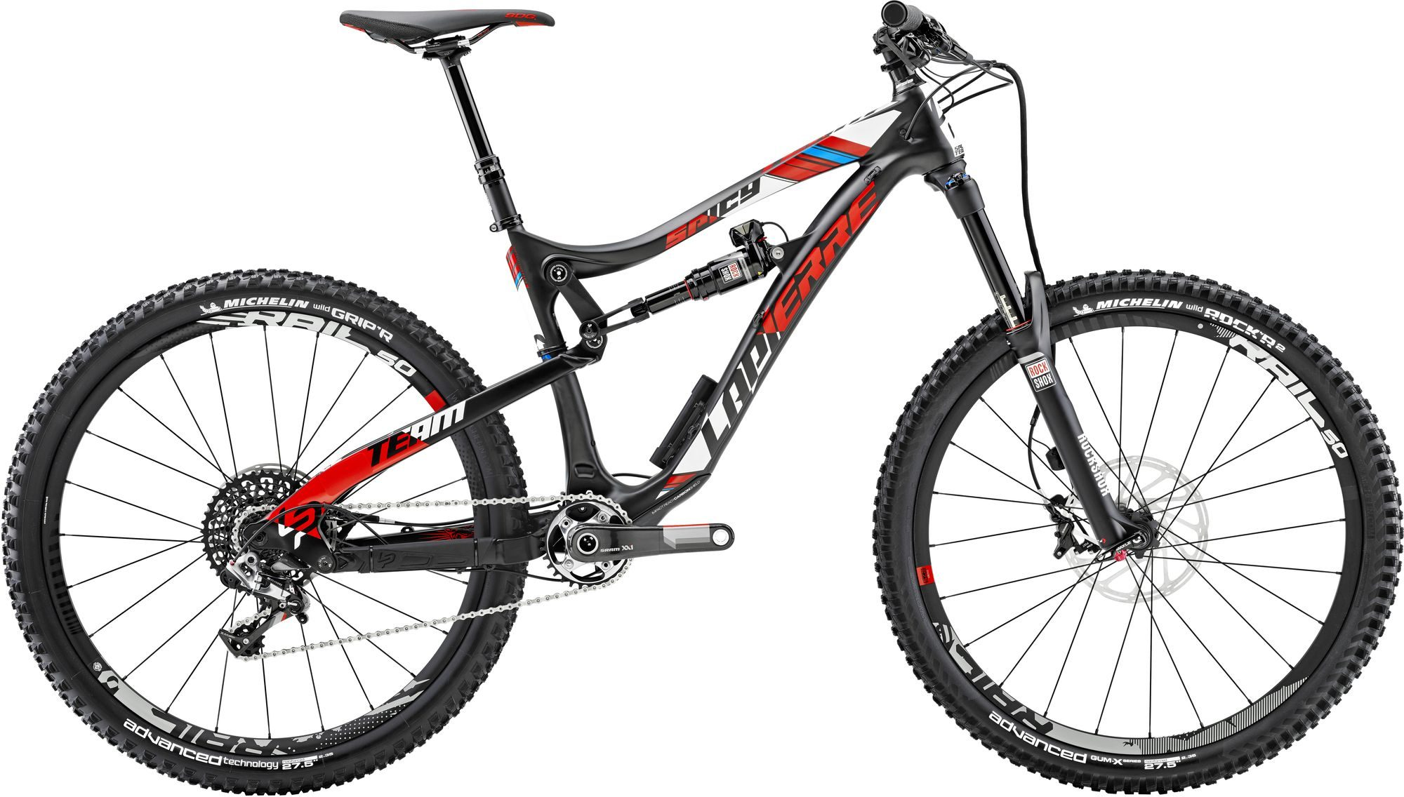 VeloBrival > vtt lapierre spicy team 2015 promotion
