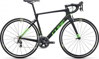 route cube agree c62 pro carbon green 2017 - Velobrival