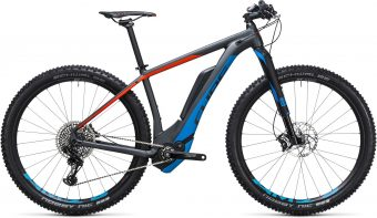 vtt electrique cube reaction hybrid hpa eagle 500 blue 2017 - Velobrival