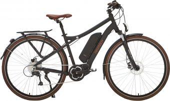 velo electrique montana brose noir - Velobrival