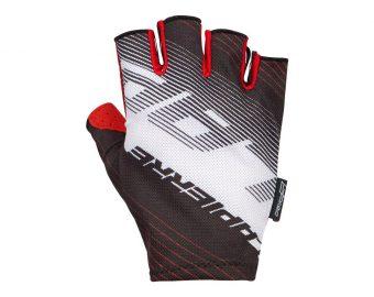 gants court lapierre rouge 2015 - Velobrival
