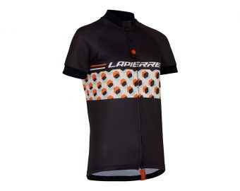 maillot homme 70 ans lapierre 2017 - Velobrival