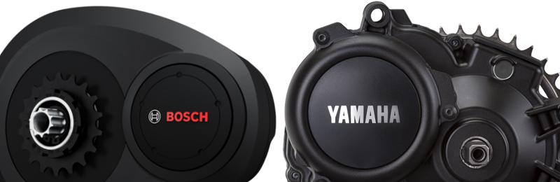moteur bosch yamaha - Velobrival