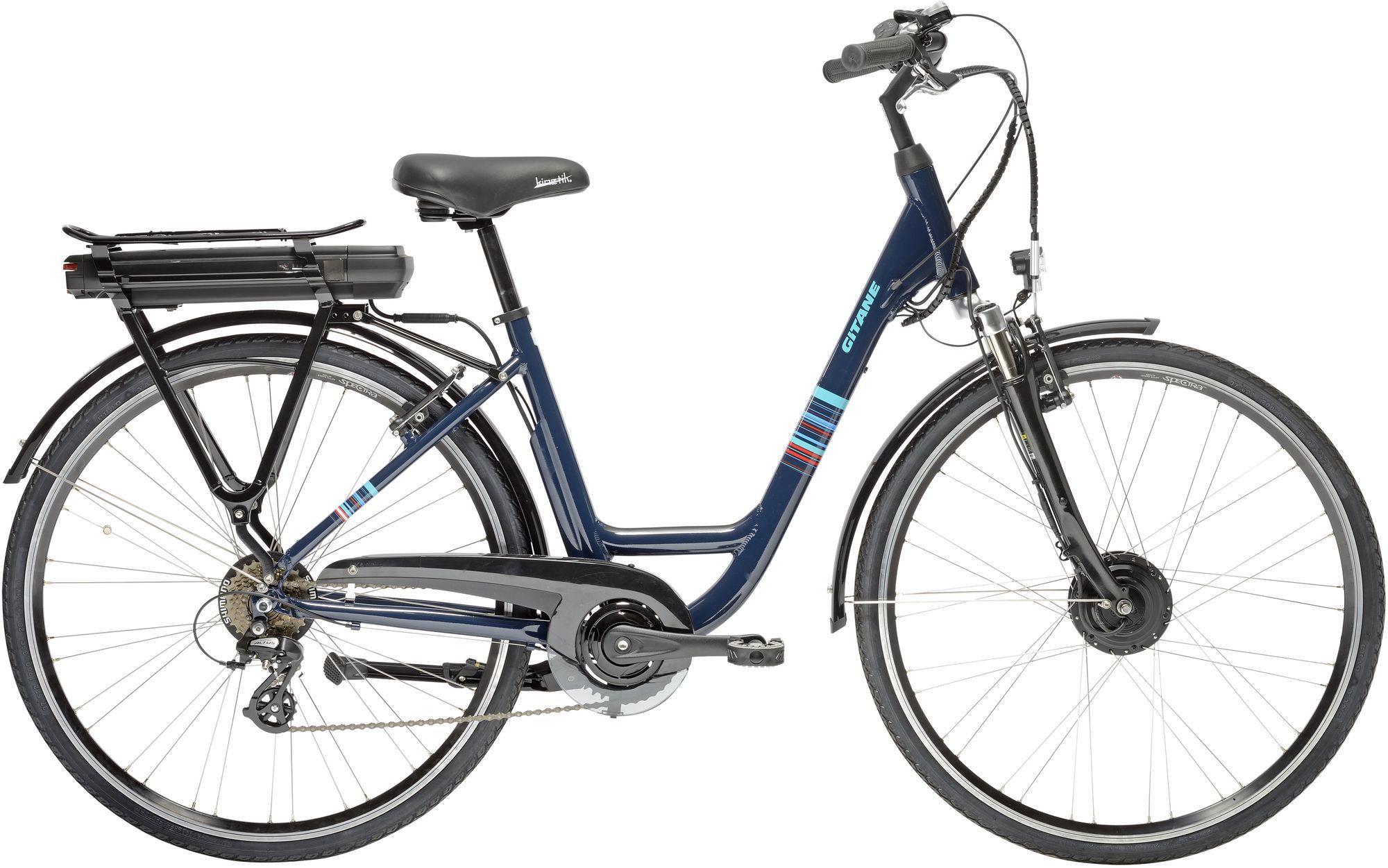 Gitane organ e bike mixte 2016 velobrival - Velo electrique avis consommateur ...