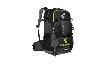 backpack ams 305 cube noir - Velobrival