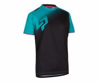 maillot vtt mc femme lapierre 2017 - Velobrival