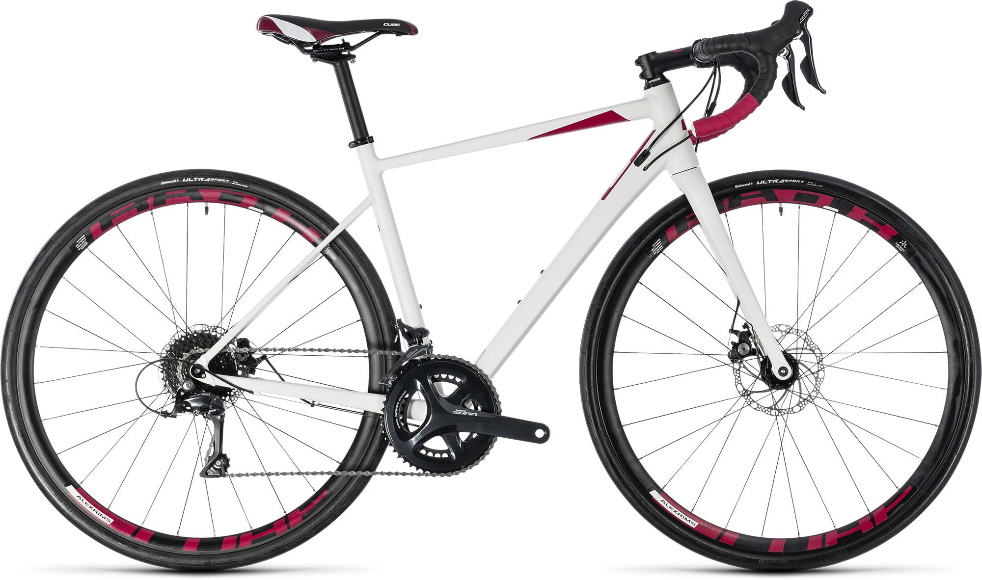 velo cube axial ws pro disc - Velobrival