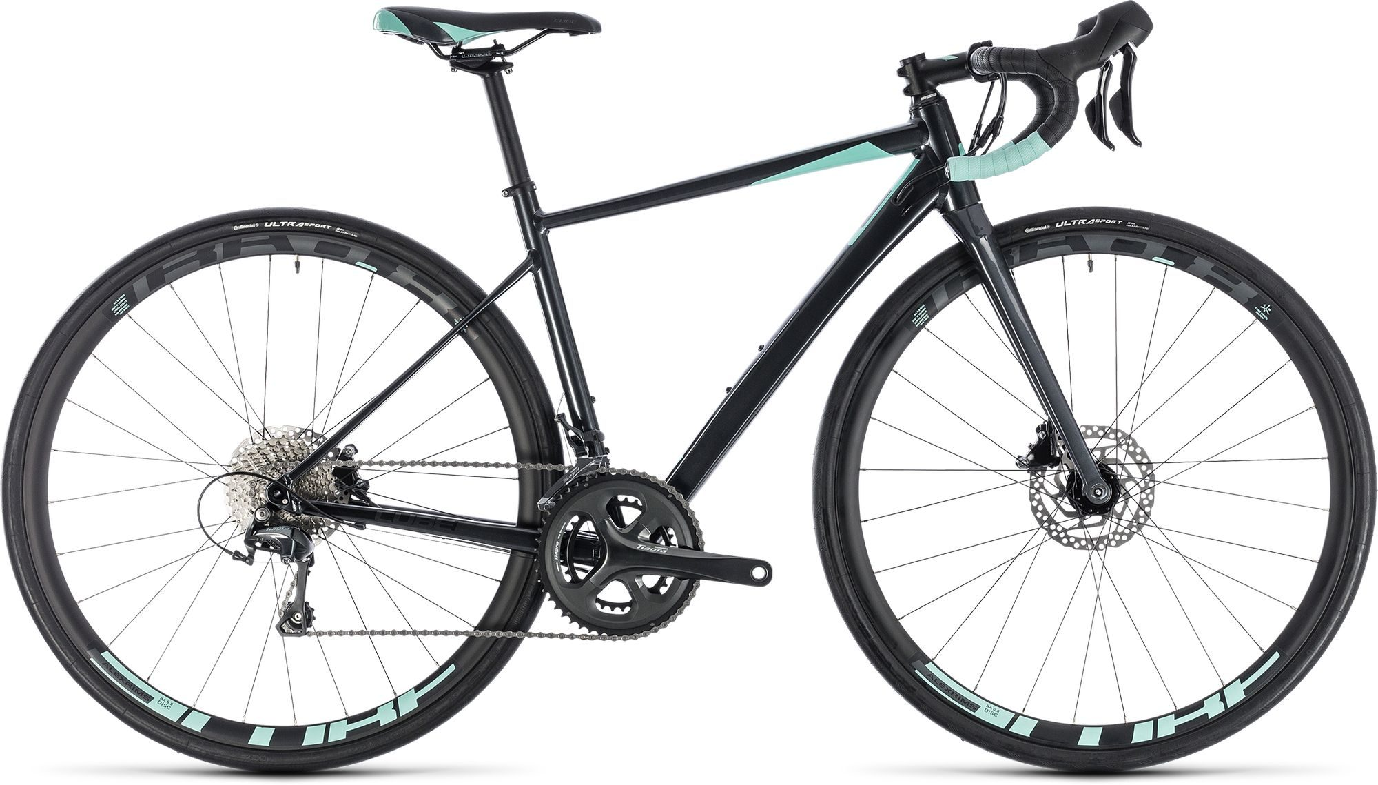 velo cube axial ws race disc - Velobrival