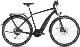 velo electrique cube touring hybrid exc 500 - Velobrival