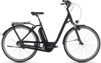 velo electrique cube town hybrid pro 500 - Velobrival