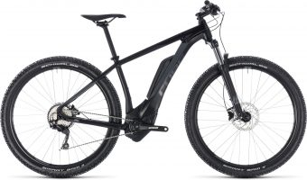 velo electrique cube reaction hybrid pro 500 - velobrival