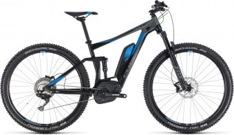 velo electrique cube stereo hybrid 120 exc 500 - Velobrival
