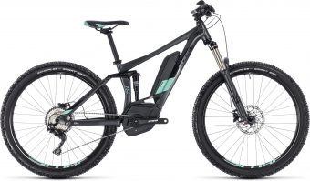 velo electrique cube sting ws hybrid race one 500 - Velobrival
