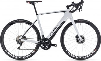 velo electrique cube agree hybrid c:62 sl disc - Velobrival